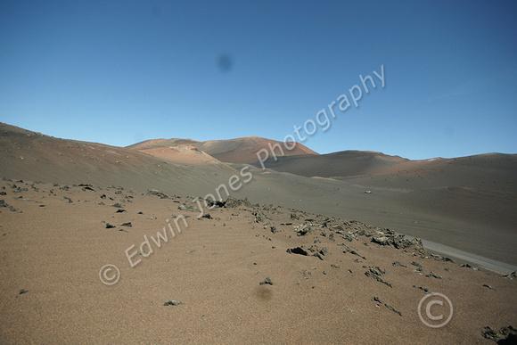 Earth Rise 4.5 Billion Years BC original Landscape