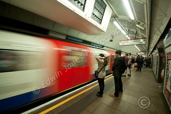 London Underground 'Like the Hair' Original
