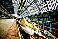 Eurostar to Paris
