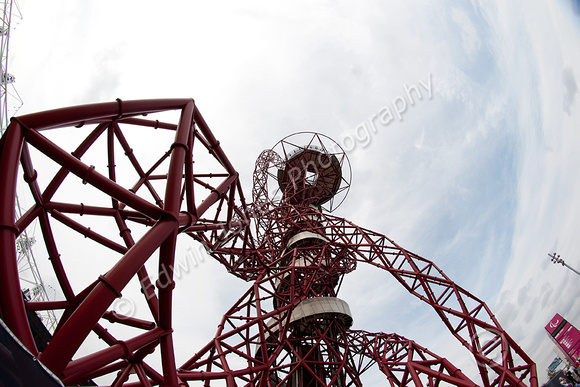 Orbit Tower Fisheyed Original