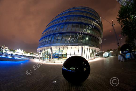 London City Hall Monolith Original