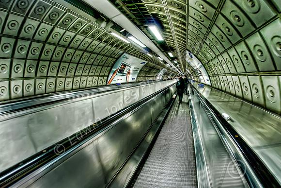 Waterloo Underground Travelator Final