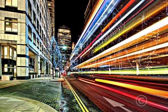 Christmas Bus to Canary Wharf Final