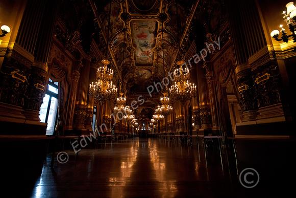 Grand Foyer Opera Garnier Paris