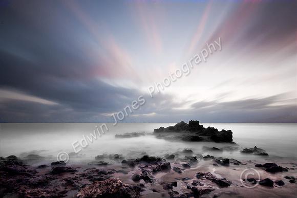 Serene Sunset Lanzarote