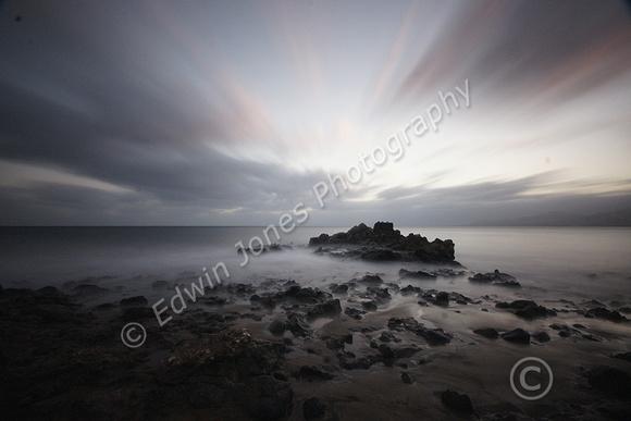 Serene Sunset Lanzarote Original