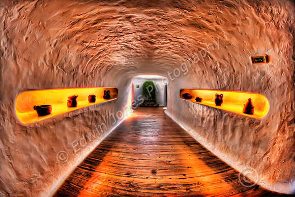 Mirador Entrance Passage Final