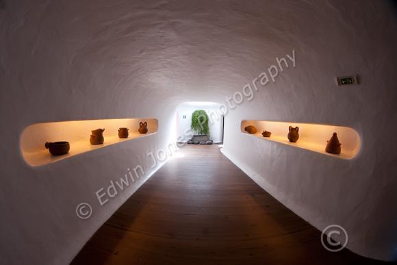 Mirador Entrance Passage Original