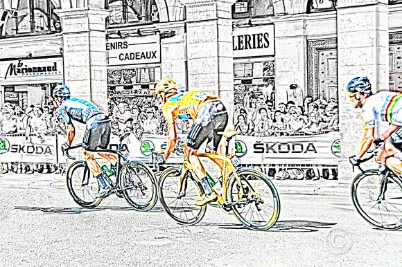 Bradley Wiggins Paris Tour Win final