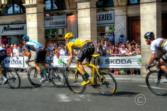 Bradley Wiggins Paris Tour Win tonemapped