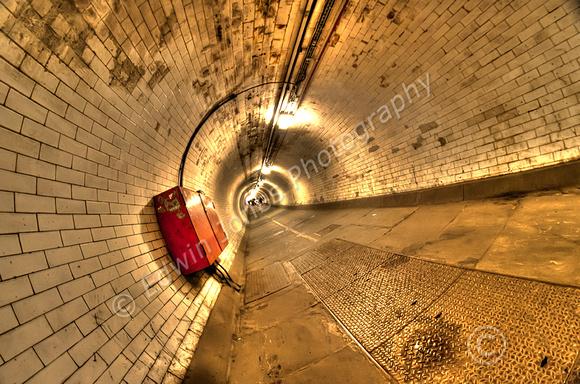London Underworld by Foot Tonemapped