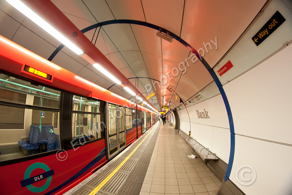 Bank Underground Station HDR London  Original