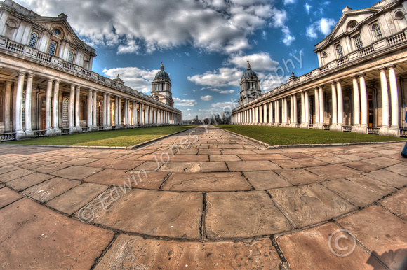Greenwich College Symmetry Tonemapped