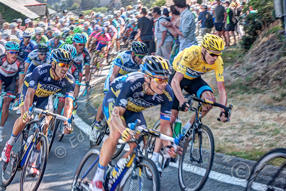 Chris Froome Race to St Malo  Tonemapped