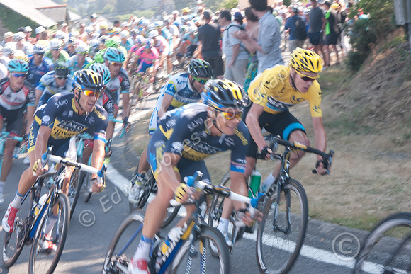 Chris Froome Race to St Malo  Original