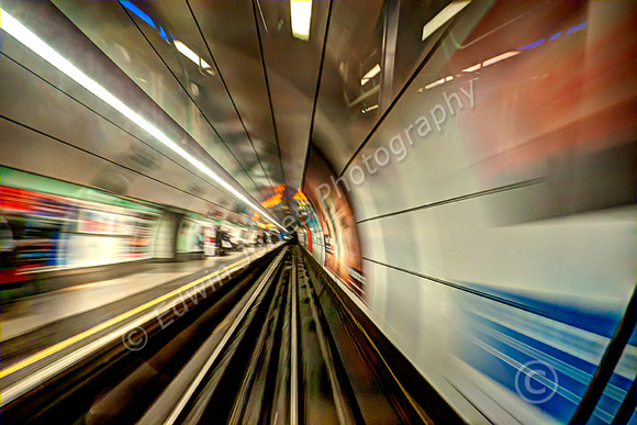 Bank Station Departure Speed Tonemapped