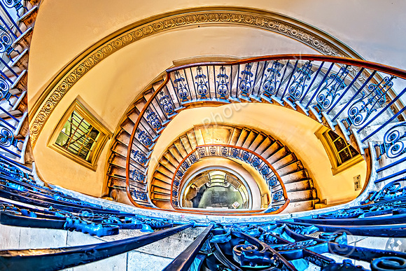 Courtauld Gallery Stairs Somerset House final