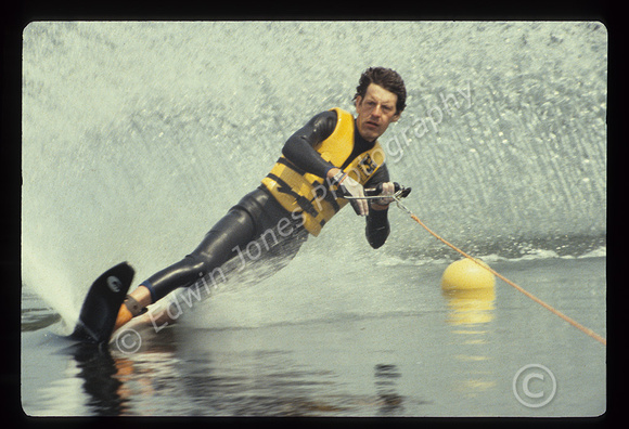 Water Ski Slalom Chichester Original
