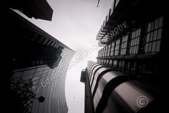 Metropolis Reaching Skyward Original