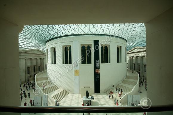 British Museum Overlook Original
