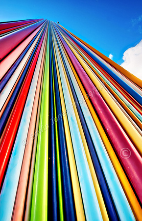 Rainbow Tower La Defense Final