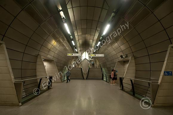 Starship Corridor Southwark Original