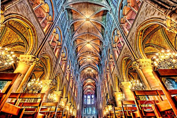 Notre Dame Paris final