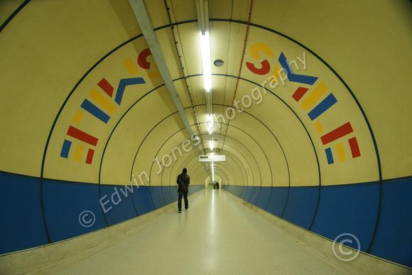 Smile Underground Exit Original