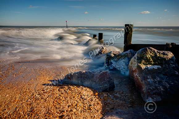 Ocean Rapids Pagham Tonemapped