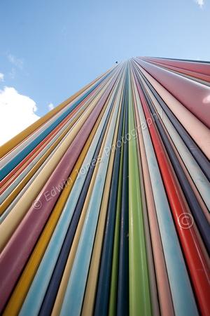 Rainbow Tower La Defense Original