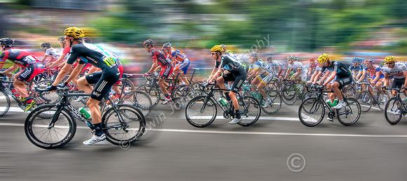 Tour de France Team Sky Dieppe Final
