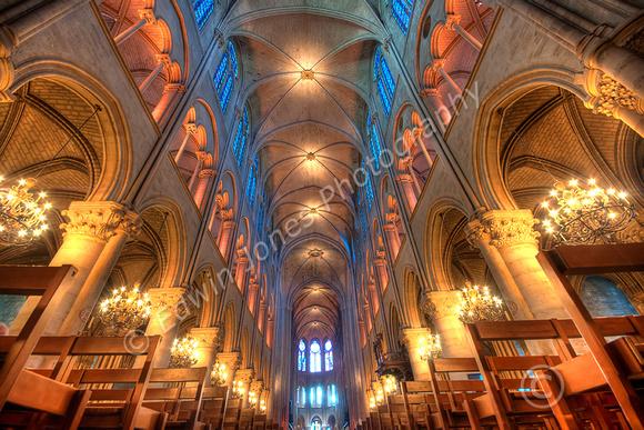 Notre Dame Paris tonemapped