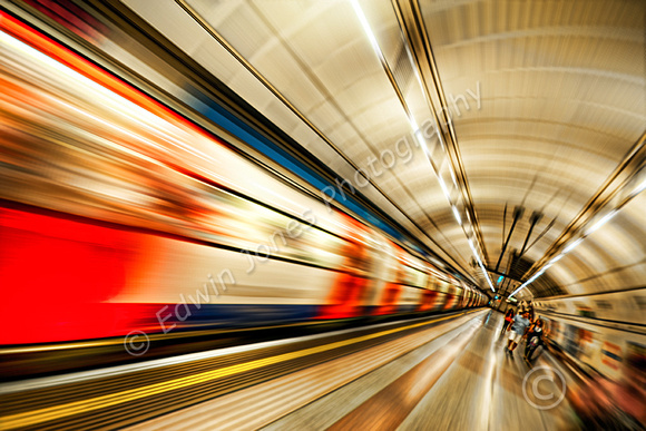 London Underground Bullet Train Final