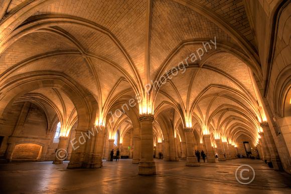 Conciergerie Hall Paris tonemapped