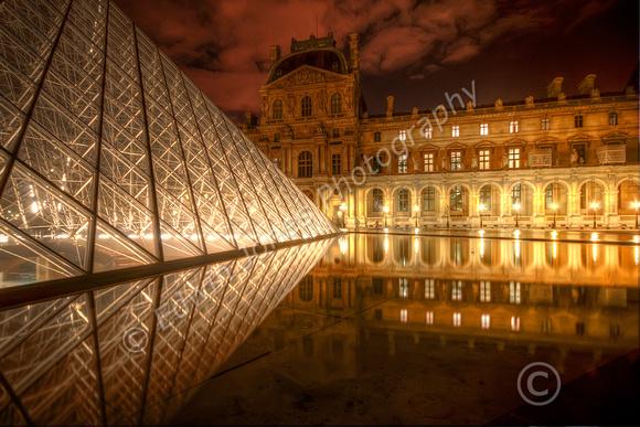Louvre Tonemapped