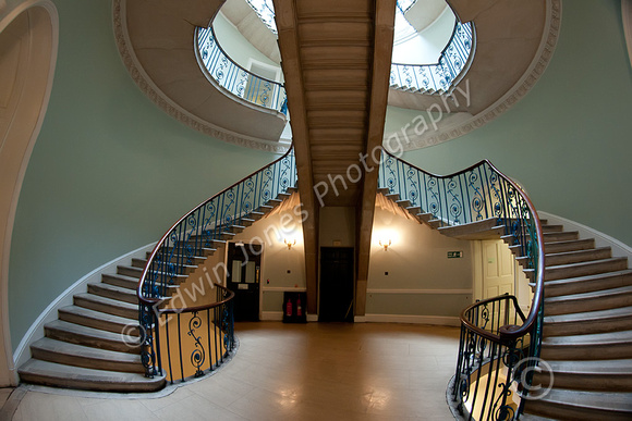 Nelson Stairs Somerset House London Original