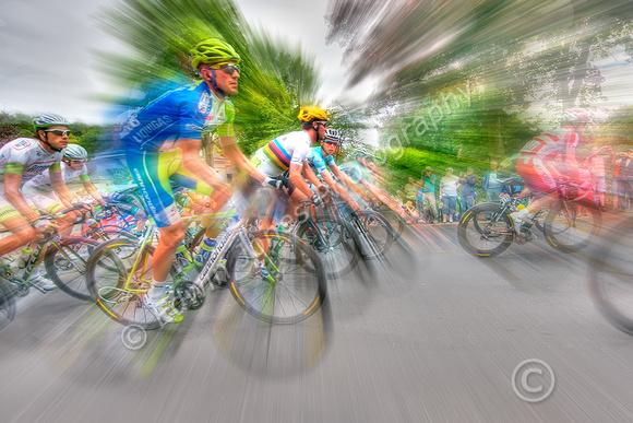 Tour de France Stage 5 Rouen to Saint Quentin final