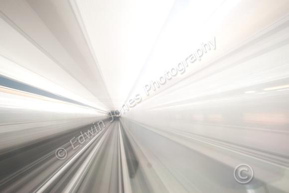 Warp Speed on the Metro Original