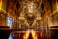 Grand Foyer Opera Garnier Paris Done