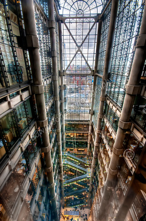 Lloyds London Upper Atrium