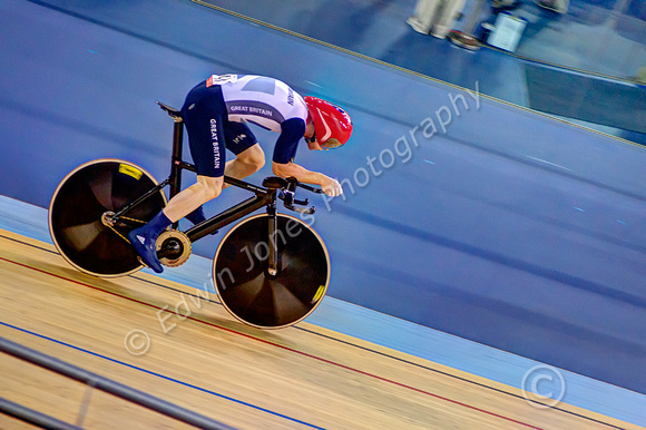 London 2012 Velo Action Fused