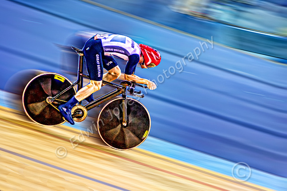 London 2012 Velo Action Final