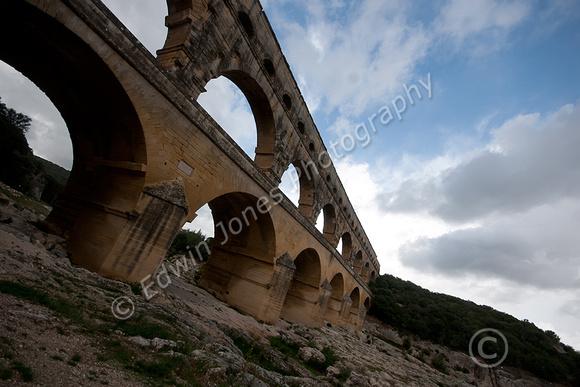 Pont du Gard Roman Survival Original