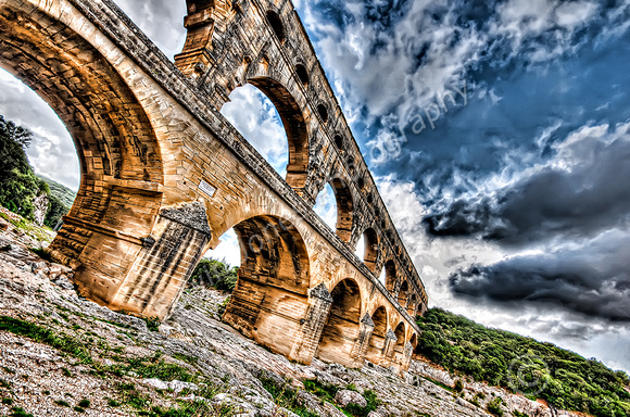 Pont du Gard Roman Survival Final