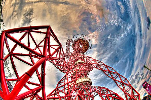 Orbit Tower Earth Approach Original