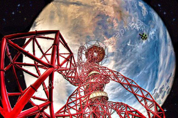 Orbit Tower Earth Approach Final