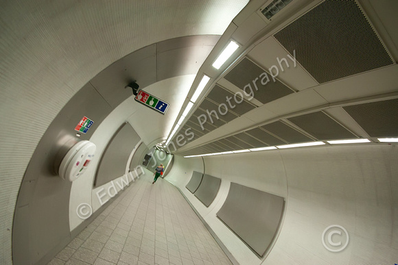 Tunnel to the Future Kings Cross Original