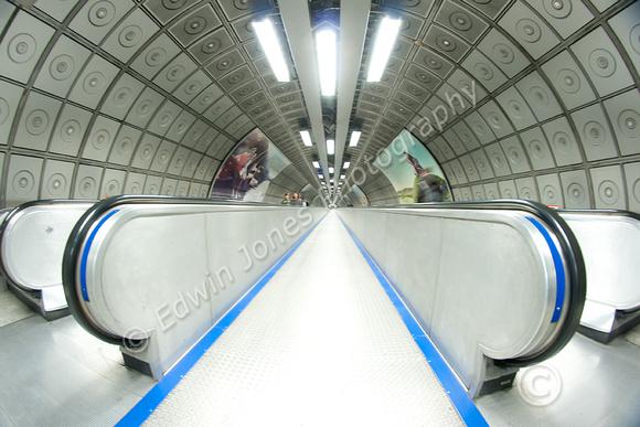 Waterloo Infinity Tunnel  Original