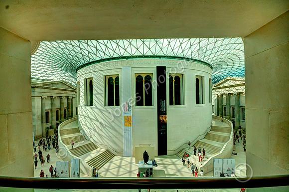 British Museum Overlook Tonemapped