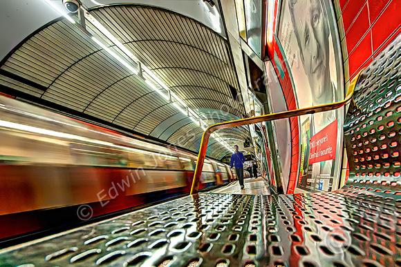 London Underground Station Seat Final